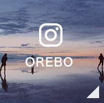 OREBOのInstagramへ